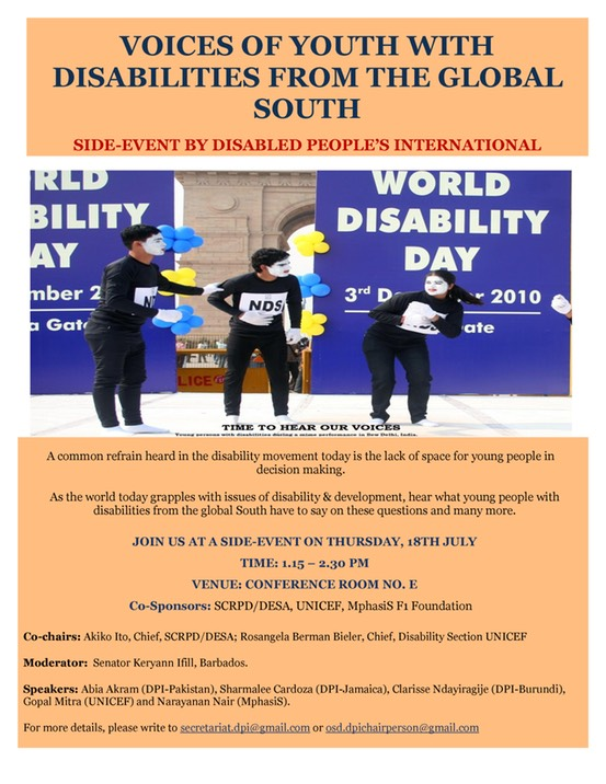 Flyer_Voices of youth from global south_accessible